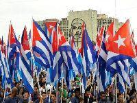 Conselho Mundial da Paz ao lado de Cuba, contra ingerência dos EUA. 34506.jpeg