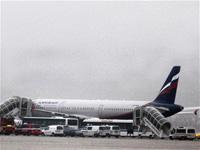 Homem fez tentativa de  sequestrar um avião de Aeroflot