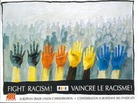 Xenofobia: A juventude deve levantar contra violência e vandalismo
