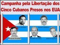 Na Rússia solidariedade com anti-terroristas cubanos