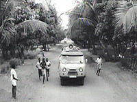 Cinema moçambicano em Luanda
