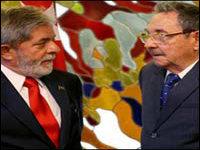 Cuba: Lula contra o embargo