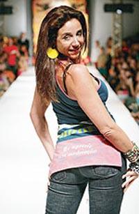 Desfile de Prostitutas e travestis no Rio