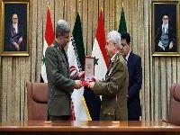 Síria condecora general iraniano com maior distinção. 32516.jpeg