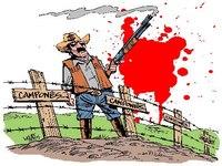 O latifúndio quer mais monopólio. O Brasil, a reforma agrária