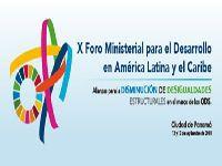 Panamá promove fórum ministerial para desenvolvimento da América Latina e Caribe. 29519.jpeg