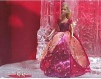 Barbie mais cara do mundo apresentada no México (foto)