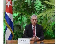 Cuba participa ao mais alto nível na Cúpula do Clima. 34522.jpeg