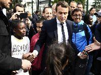 Reação de Os Verdes Às eleições presidenciais francesas. 26525.jpeg