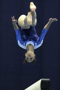 Jade Barbosa ganha  a medalha de ouro