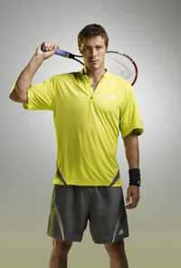 Marat Safin  eleito o  mais sexual  da temporada 2008