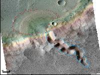 Estudo conclui que nem todos os deltas identificados em Marte são verdadeiros. 32526.jpeg