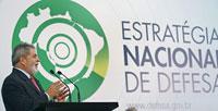 Lula apresentou  abicioso Plano de Defesa Nacional
