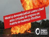 Shell enfrenta ação legal histórica na Holanda por não atuar sobre as mudanças climáticas. 28528.jpeg
