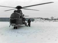 Força Aérea continua a cobrar as operações de socorro em alto mar