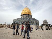 Israel fecha fronteira para palestinos. 24533.jpeg