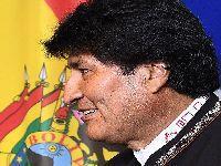 Evo Morales diz que o governo boicotou as eleições por medo do povo. 33533.jpeg