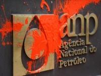 Moção contra ação violenta da polícia durante manifestação do petróleo no Rio