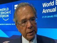 Paulo Guedes vende o Brasil em Davos ao abrir mercado de compras. 32535.jpeg