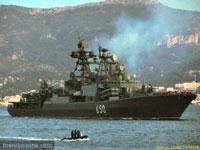 Cruzador russo nuclear 'Pedro o Grande' participará nas manobras conjuntas com Venezuela