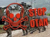 Paz, sim! Não! A OTAN!