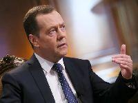 Medvedev disse que a Rússia Unida será eterna. 35537.jpeg