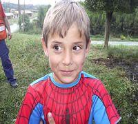 Homem-aranha salvou bebê  em SC