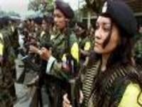 Guerrilheiras das FARC