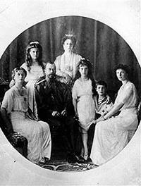Descobertos restos mortais do príncipe  Alexei e da princesa Maria Romanov