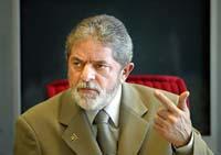 Lula diz: corrupção é como petróleo
