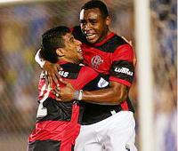 Flamengo goleou o Juventude por 4 a 0
