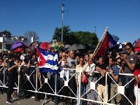 Revolução, em Havana, para dar adeus a Fidel. 25543.jpeg