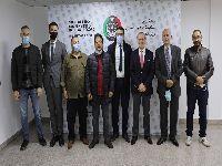 Perito da UC participa na elaboração de plano estratégico para os serviços médico-legais e forenses da Líbia. 34543.jpeg