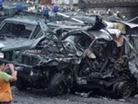 Terroristas alugaram o carro em Porto e o explodiram em Espanhã