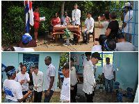 Projeto japonês contribui para o abastecimento de água em Cuba. 31549.jpeg