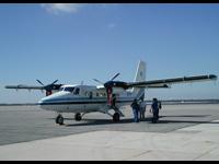 STP: Desastre de avião