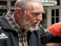 Um sorriso para Fidel Castro, líder da independência na América Latina. 25550.jpeg
