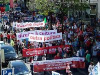 Plataforma Cultura em Luta não desiste de 1% já neste Orçamento. 32551.jpeg