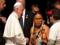De Marçal Tupã-Y a Elizeu Guarani e Kaiowá: mais uma vez, os povos indígenas pedem apoio ao papa. 22552.jpeg