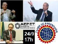 AEPET e Clube de Engenharia recebem Ciro Gomes para debater programa setorial. 29553.jpeg