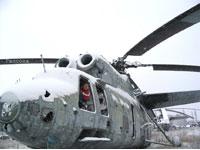 Rússia fabrica helicópteros funcionando a gás