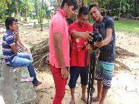 Comunicadores indígenas em ação na Amazônia. 31556.jpeg