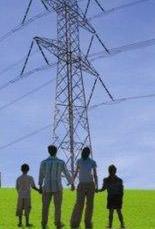 Torres da linha electrica serão a altura da  torre Eiffel