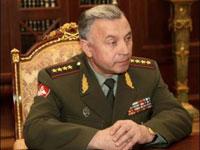 Medvedev nomeia novo chefe do Estado-Maior para a Rússia