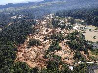 Epidemia de garimpo ilegal ameaça o Xingu. 33563.jpeg