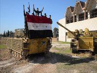 Exército sírio liberta do EIIL um importante campo petrolífero em Homs. 24564.jpeg