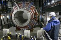 Grande Colisor de Hadrões não destruiu Terra