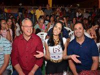 Mayara Motti vira apresentadora em evento. 26565.jpeg