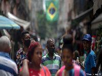 Brasil volta a registrar mais de mil mortes por dia por covid-19. 34565.jpeg