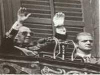 O dia em que Juan Carlos de Borbon disse algo que não lhe haviam escrito